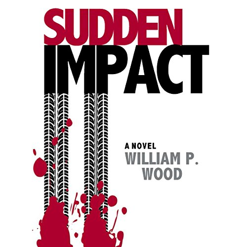 Sudden Impact audiobook cover art