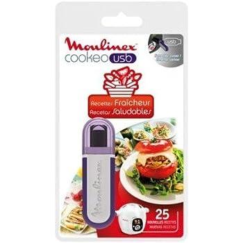 Moulinex Fresh XA600511 Cookeo ingresos USB Flash Drive: Amazon.es ...