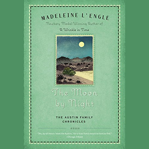 The Moon by Night audiobook cover art