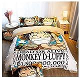 SSIN - Juego de ropa de cama de una pieza con cremallera y funda de almohada como regalo (04,135 x 200 cm).