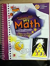 McGraw-Hill - My Math - Grade 5 Volume 2 - Teacher's Edition