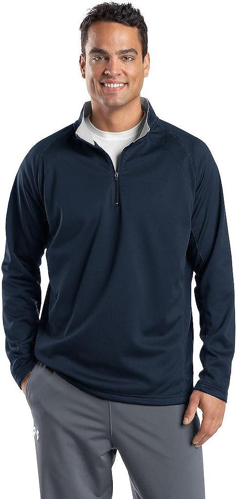 Store Austin Mall Big Mens 1 4 Sport-Wick Zip Pullover Fleece