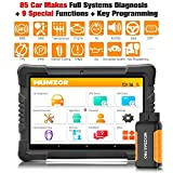 NexzDAS Pro OBD2 Scanner Bluetooth Tablet Full System Auto Diagnostic Tool Car Fault Code Reader with Oil Reset/ABS/EPB/IMMO