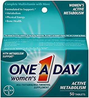 One-A-Day Weight Smart Dietary Supplement 50 Tablets by One-A-Day