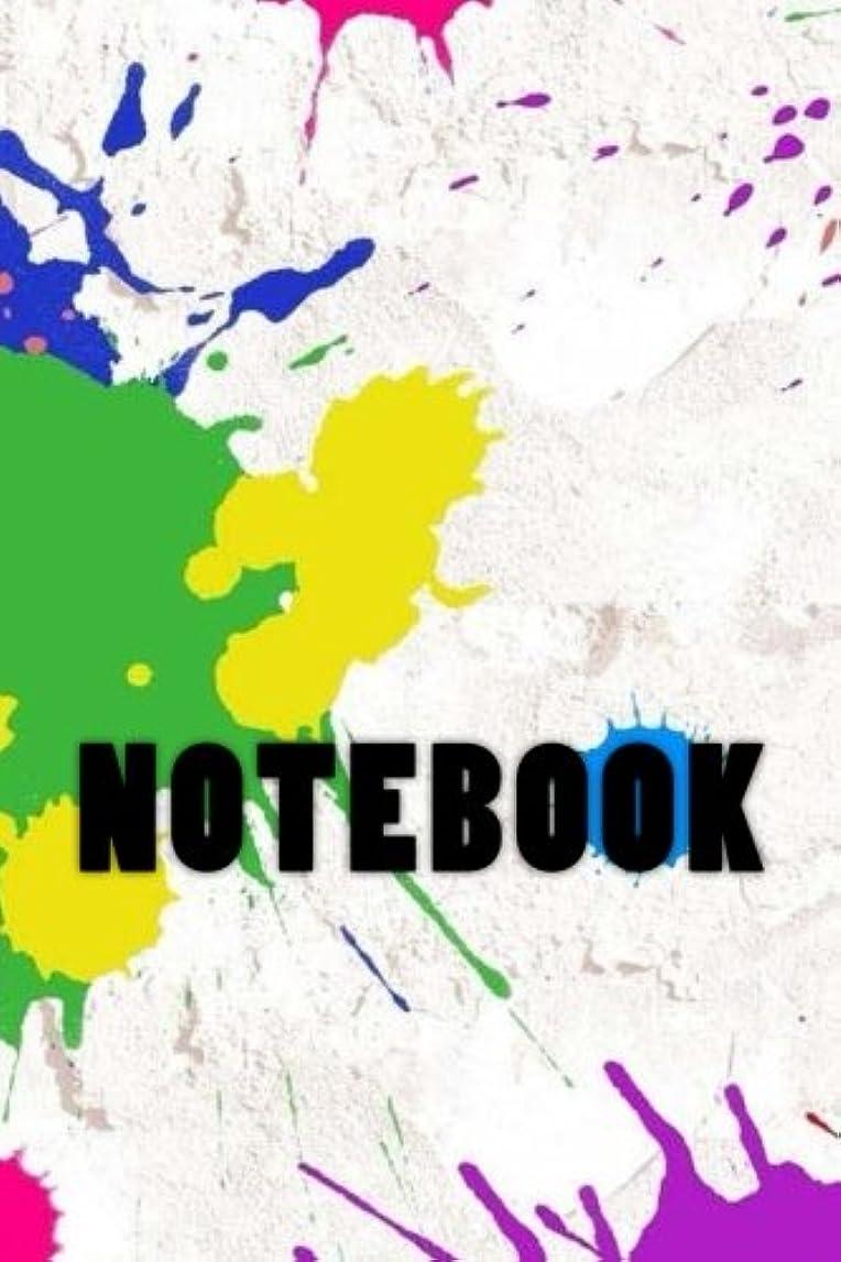考案する外交官オピエートAbstract Art Notebook
