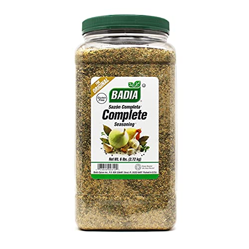 Badia Complete Seasoning, 6 Pound
