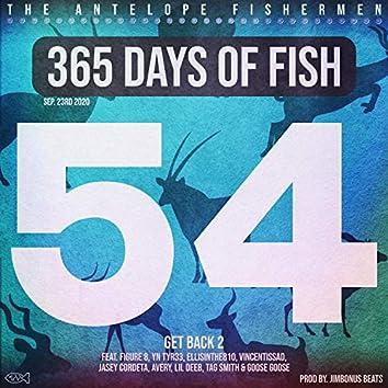 Get Back 2 (feat. Figure 8, YN Tyr33, EllisInThe810, Vincentissad, Jasey Cordeta, Avery, Lil Deeb, Tag Smith & Goose Goose)