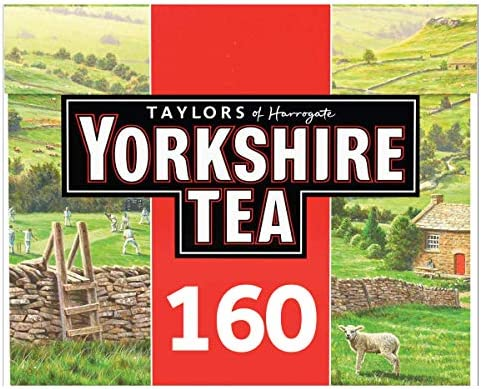 Yorkshire Tea 160 Tea Bags product image