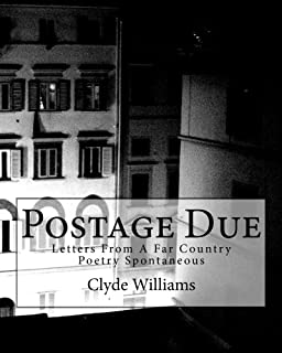 Postage Due: Letters From A Far Country Poetry Spontaneous