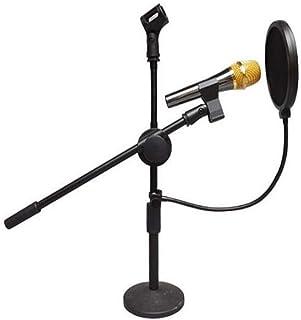 Producto satisfactorio Filtro de micrófono para Pop con Filtro de Sonido de Doble Capa Protector de