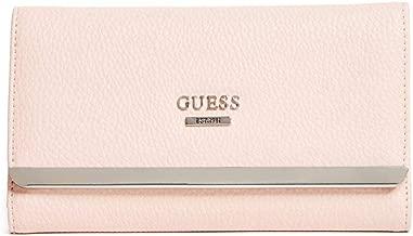guess trifold women's wallet