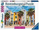 Ravensburger Puzzle 1000 piezas, Mediterranean Spain, Colección Fotos y Paisajes, para Adultos, Rompecabezas de calidad