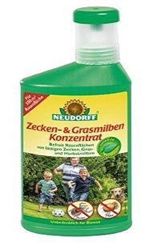Neudorff 421 Zecken- und Grasmilben Konzentrat, 500 ml