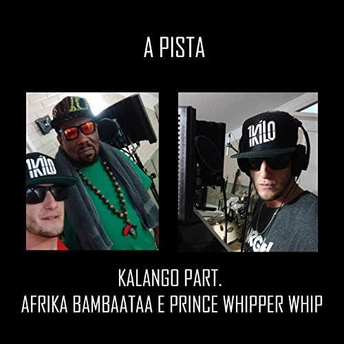 Kalango feat. Afrika Bambaataa & Prince Whipper Whip