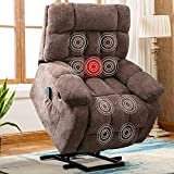 Best Power Recliners - CANMOV Power Lift Recliner for Elderly Massage Recliner Review