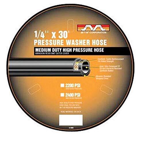 Mi T M AW-0015-0239 30' Pressure Washer Hose