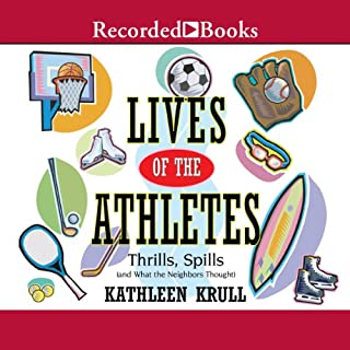 Lives of the Athletes audiobook cover art