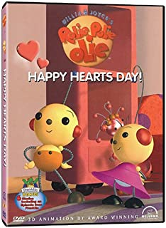 Rolie Polie Olie: Happy Hearts Day!