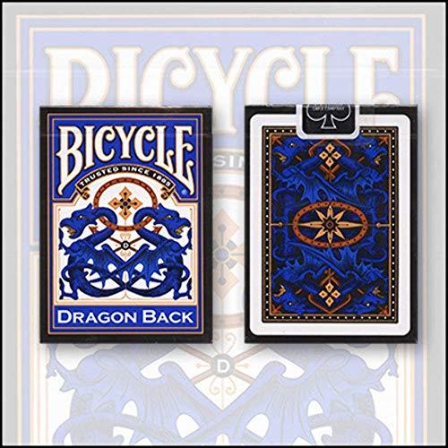Baraja BICYCLE Dragon (Azul)