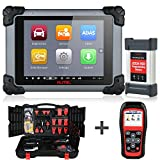 Autel MaxiSys MS908S Pro Supporting J2534 ECU Programming Diagnostic Scan Tool with ECU Coding, Active Test, Bi-Directional Control, OE-Level System & Maxitpms TS501 (2020 Newest)