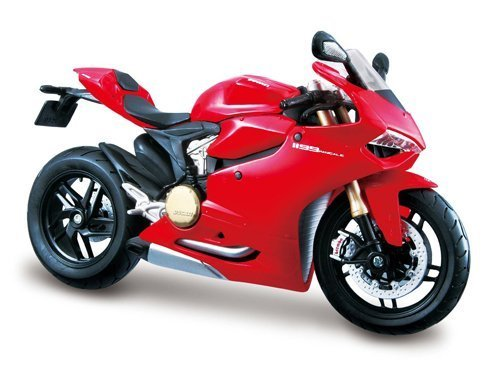 Maisto Ducati 1199 Panigale Red Motorcycle 1/12 11108