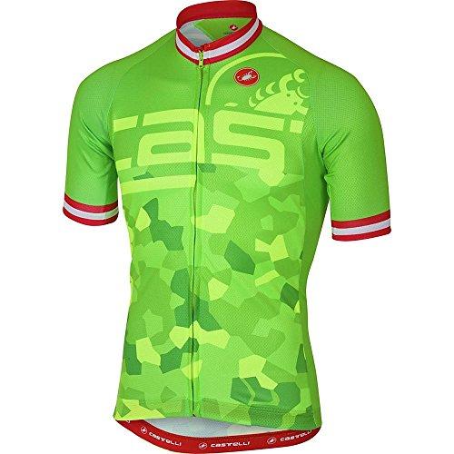 (カステリ) Castelli メンズ サイクリング ウェア Attacco Full-Zip Jersey 並行輸入品