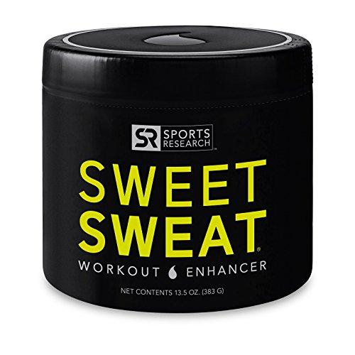 Sweet Sweat Workout Enhancer cream- 13.5 oz Jar