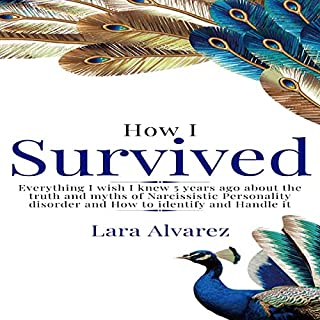 How I Survived audiobook cover art