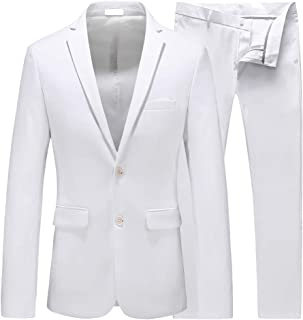 white party suit