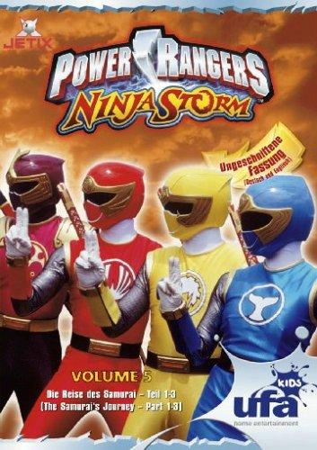 Power Rangers - Ninja Storm Vol. 5