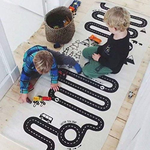 TWGDH Crawling Mat Baby Game Blanket Juego Game Mat Decoración para C