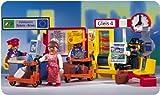 PLAYMOBIL 4303 - Bahnhofseinrichtung