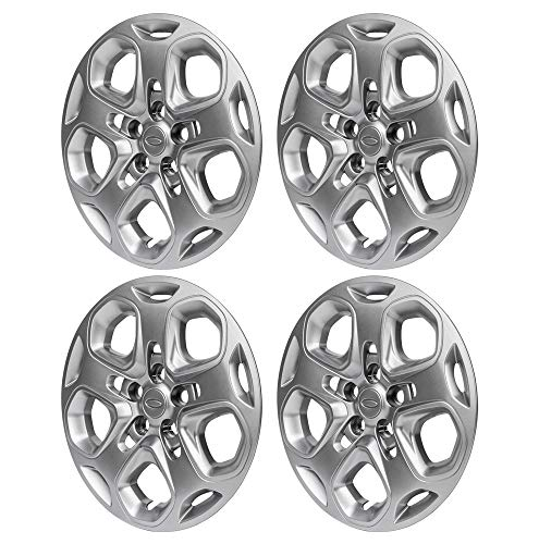 TRIL GEAR 4pcs Hub Wheel Center Caps Compatible with 2010-2012 Ford Fusion 5-Lug...