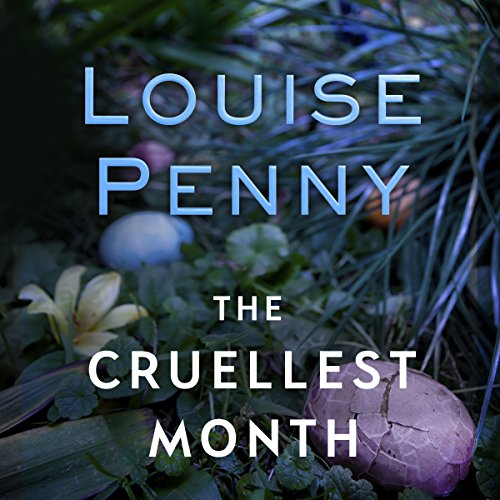 Couverture de The Cruellest Month