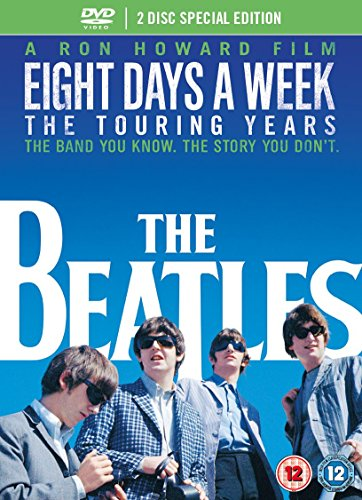 The Beatles: Eight Days a Week - The Touring Years - Deluxe Edition [DVD] [2016] UK-Import, Sprache-Englisch