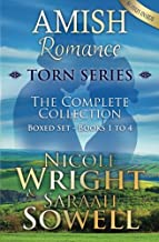AMISH Romance; Torn Series; The Complete Collection: Boxed Set - Books 1-4