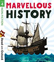 Read with Oxford: Stage 4: Non-fiction Marvellous History