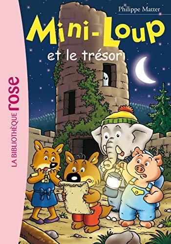 Mini-Loup 07 - Mini-Loup et le trésor (Ma Premiere Biblioth, Band 7)