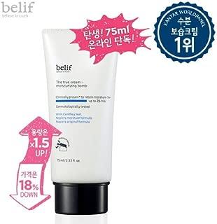 Belif The True Cream Moisturizing Bomb, 5.53 oz/75ml