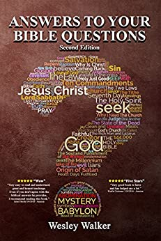 Answers To Your Bible Questions by [Wesley Walker]