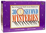 University Games 30 Second Mysteries Board Game