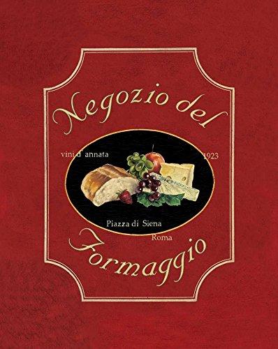 Feeling at home Art-Print-ON-Paper-Negozio-del-Formaggio-Jones,-Catherine-Food-53_X_42_inch-Fine-Art-Image-for-Frame-Wall-decore