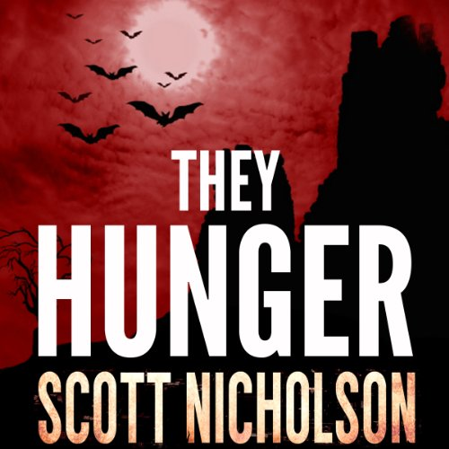 They Hunger audiobook cover art