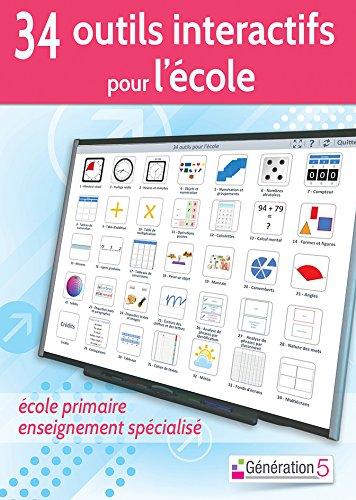 34 outils interactifs pour l'ecole