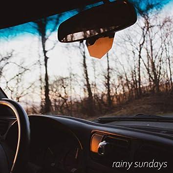 rainy sundays
