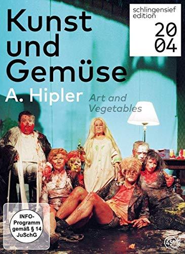 Kunst und Gemüse / A. Hipler [2 DVDs]