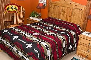 Mission Del Rey Native American Style Bed Spread - Laguna Queen