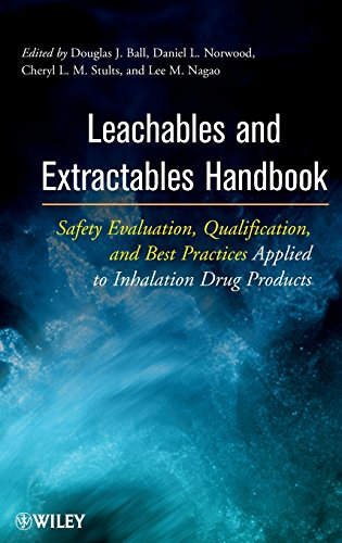 Leachables and Extractables: Safety Evaluation, Qualification, and Best Practices Applied to Inhalation Drug Products