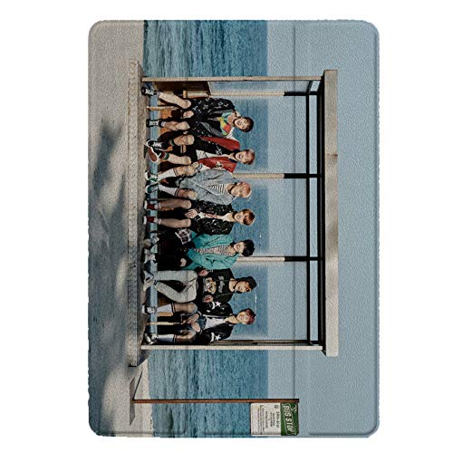Kpop BTS Full Protective Case Cover for iPad 2017 2018 2019