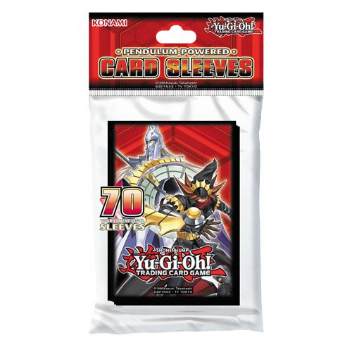 Yu-Gi-Oh - confezione da 70 bustine Pendulum Powered - KON349045 -. Konami